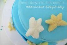 kleinSTYLE {Kuchendesign} PARTY / Kuchen- und Plätzchen-Design für jede Motto-Party, sei es nun der Kindergeburtstag, Einschulung oder doch die Gartenfeier!