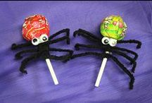 Halloween Crafts / A brand new Halloween craft every day for the month of October!