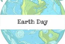 Earth Day Activities for Special Needs Children / Earth Day activities, worksheets and books that you can do and read with your child with special needs.