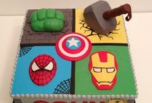 Avengers Party Ideas / Avengers assemble for a birthday party jam-packed with superheroes! Browse all our Avengers party ideas including decorations, party games, food ideas, themed birthday cakes and more.