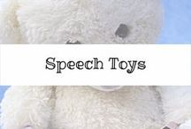 Speech Toys for Language Development / A curation of toys, games, activities, books and more to help children whether they have learning disabilities or just learning to talk.