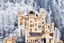 Get Lost in Germany / Spark your wanderlust with the beauty of old German cities and the Bavarian countryside.