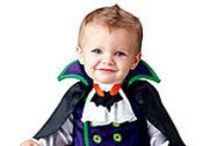 Baby Halloween Costumes / Turn your little one into a cute little pumpkin or a spooky spider with these adorable Halloween costumes for babies!