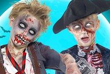 Zombie Costume Ideas / Walk amongst the living dead with our zombie costume ideas for Halloween!