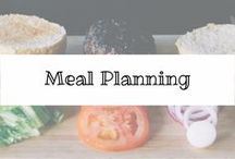 Meal Planning / Being a Special Needs Mom keeps you busy!  Get organized - Meal Planning can help! #mealplanning #slowcooker #recipes