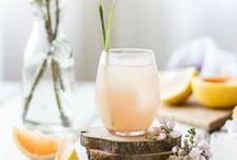 nourish   sips / drinks inspiration
