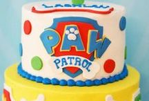 Paw Patrol Party Ideas / It's Paw Patrol to the rescue! Throw a cute birthday party for your little one with our Paw Patrol party ideas - perfect as a 1st birthday party theme.