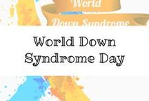 "World Down Syndrome Day 2016 / ""Down Syndrome In The Workplace - Making A Contribution to Our Economy"".  Celebrating 21 individuals with Down Syndrome that work or own a small business.  #worlddownsyndromeday2016 #wdsd321 #inclusioninworkplace #specialanddetermined"