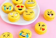 Emoji Party Ideas / Throw a birthday party inspired by your favourite emojis including emojis balloons and decorations!