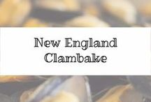 New England Clambake / New England Clambake for those craving for some delicious food ideas, decor ideas and more.