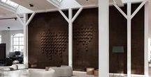 Impact random wall / Designed by GrapeDesign