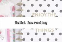 Bullet Journaling / Started a new way to organize my thoughts and ideas. It's called Bullet Journaling #bulletjournal