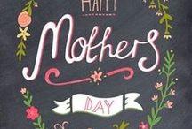 Feierlichkeiten : *Muttertag* / Ideen zum Selbermachen, Verschenken und Wünschen zum Muttertag...