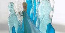 """Disney Liebe : *Die Eiskönigin* / Große Disney Liebe. Hier zum Thema """"Die Eiskönigin"""" (Frozen) findet ihr Ideen zu Kostümen, Dekoration oder Mottoparty,,,"""