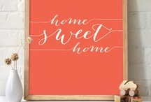 For The Home / by Lindsey Goss