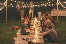 My outdoor party that I will definitely probably host someday