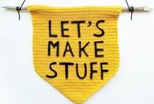Make ~ Home / If you want something done right, do it yourself.
