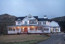 Country Living in Upstate NY / dream country house in upstate NY where I really want to live!!