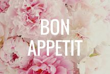 Bon Appetit / Recipes I love and want to try