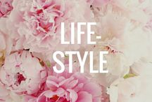 Life-style / My favorite outfits, fashion inspirations and beauty items