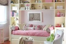 Girl Room Ideas / by Ali Batty