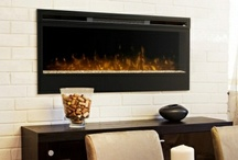 Beautiful Fireplaces / Electric fireplaces and non-electric fireplaces that will inspire you to update your hearth.