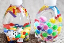 Stuff for the kids / Crafty projects to make with and for the kiddos.