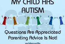 Autism / For parents and guardians looking for information  about autism. You are not alone. This is for Alexander. (My son). / by LaCresa Johnson-Brown