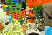 Safari & Jungle Parties