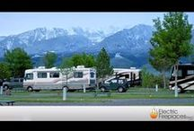 On the Road / Electric fireplaces for RVs and unusual uses.