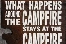 Camping in the WILD!