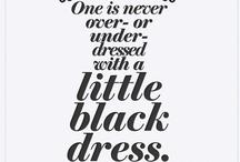 Basic Black / by Margaret Baird