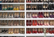Shoes shoes and more shoes / by Margaret Baird