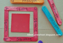 School Daze / At home learning activities for preschoolers. / by Mrs SmartyPants