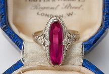 Vintage Inspiration / Vintage style, jewelry, design, architecture, and more!