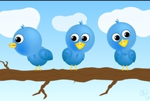 T W I T T E R  / Twitter Fact and Figures, tweets, tweeps and more... / by Social Business Kees