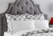Master Bedroom Ideas / by Lindsey Goss