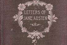 Jane Austen / All art, books, letters, designs Jane Austen!