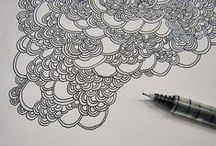 Mandalas & Doodles / by Molly Carter