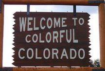Colorado  / Sometimes I get homesick...