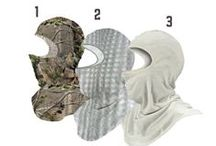 BUFF® Balaclava Collections / Balaclava BUFF® styles fit smoothly under a helmet. No folding needed!