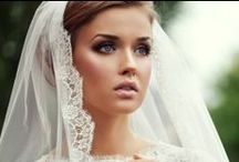 Bridal Makeup / Romantic and Classic makeup looks for the bride.
