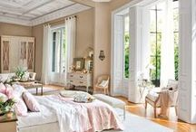 Bedrooms and Living Spaces