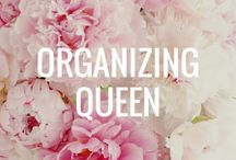 Organizing Queen / Things that make my OCD heart happy