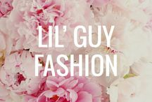 Lil Guy Fashion / Inspirations for well-dressed little guys