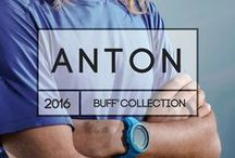 Anton Krupicka Collection / NEW for Spring 2016! BUFF® Headwear collaboration with Anton Krupicka for a special collection of styles for running.