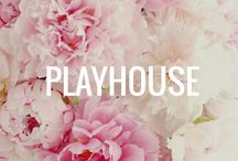 Playhouse / Inspirations for our new playhouse