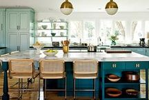 Kitchens / by Emily Malone