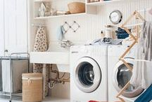 Mudroom & Laundry  / by Emily Malone