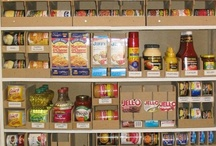 Emergency Preparedness - Food Storage / by DM Hickox